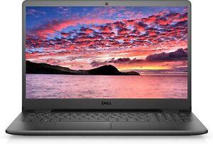 Dell Inspiron Laptop, 15.6 HD N4020, Webcam, WiFi, HDMI, Black, Win 10 Home