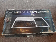 Vintage Texas Instruments TI-99/4A Home Computer