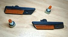Pair of 2 OEM BMW E36 Side Marker Turn Lights 13780149 13780139 Right and Left