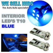 AZUL BMW INTERIOR LED LUZ PARA EL MAPA CENTRO,E92 E53 E46 E90 E93 X5 X 3,501 W5W