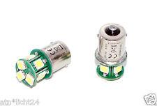 24v 24 voltios camiones LED SMD zócalo ba15s = r5w r10w 5w 10w & gt1w bala lámpara blanco