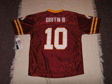 NFL Washington Redskins Robert Griffin III Youth Jersey Sz 14/16 LG NWT