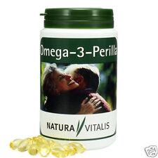 Omega-3-Perilla Öl von Natura Vitalis® - 240 Kapseln