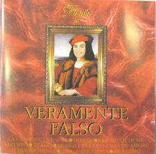 """FIORELLO """"VERAMENTE FALSO"""" cd prima stampa no bar-code FRI mint"""