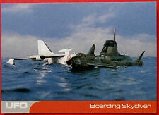 UFO - Card #46 - Boarding Skydiver - Unstoppable Cards Ltd 2016