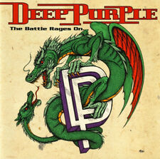 Deep Purple – The Battle Rages On... cd