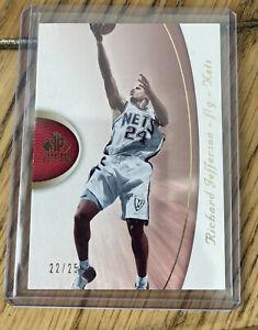 2005/6 SP Signature Edition Upper Deck 22/25 NBA BASBALL CARD