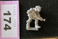 Games Workshop Warhammer 40k Rogue Trader Adventurer Autogun 1988 Mint OOP GW