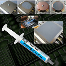 2X HY510 5 g Gris Thermal Conductive Grease Paste Compound Silicone CPU Chipset