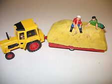 "CORGI TOYS GIFT SET MODEL No. GS 4 ""COUNTRY FARM SET"" ( TRACTOR & HAY TRAILER )"