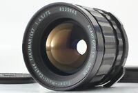 【MINT】  ASAHI Pentax 6x7 SMC TAKUMAR 75mm f/4.5 MF Lens 6x7 67 ii From JAPAN 469