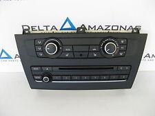 BMW X3 X4 F25 F26 Climate Control Audio Klimabedienteil US
