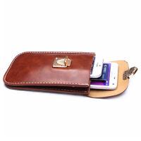 Handy-Tasche Case Schutz Hülle Cover für Samsung Galaxy S8 S7 S6 S5 S4 S3 Edge