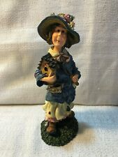 Boyds Bear & Friends Folkstones Tilly T Weedsley Gardener 1E Figurine 28254