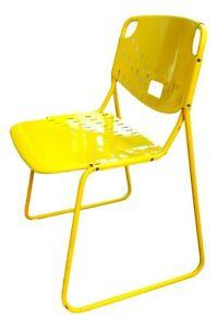 Chair Dallas Design paolo favaretto For Kinetics Talin Years 70 Industrial