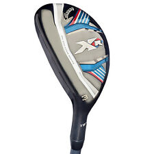 CALLAWAY LEFT HANDED LADIES XR HYBRIDS BRAND NEW