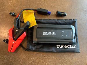 Duracell 1100 Peakamp Lithiumion Jump-Starter w/Bluetooth