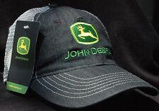NWT John Deere Trucker Hat Cap Brand New Emo Punk Deer Hipster BRAND NEW