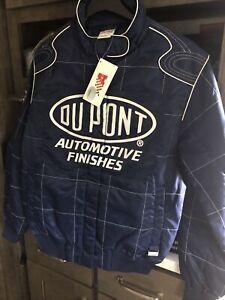 Ladies DuPont Automotive Firesuit Style Jacket From Chase Size Medium New