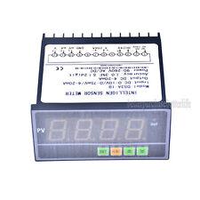 Pressure Transmitter Display Meter, Sensor Display Meter, Output:4-20mA, 0.3%F.S