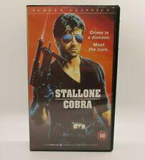 Cobra - Stallone - VHS - Buy 3 Get 2 Free