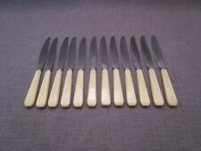 12 couteaux à fromage ancien