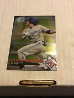 2017 Bowman Chrome Bo Bichette #BCP142 ROOKIE CARD RC -Toronto  Blue Jays