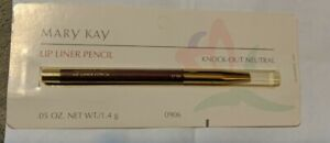 Mary Kay Lip Liner Pencil -- KNOCK-OUT NEUTRAL (0906) .05 oz / 1.4 g