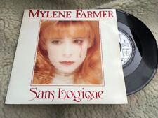 FRENCH SP - Mylène FARMER - Sans Logique - 871646-7