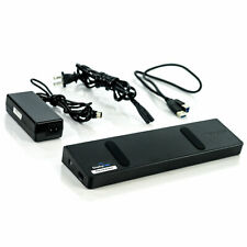 Targus ACP70USZ SuperSpeed USB 3.0 HDMI DVI Universal Docking Station w AC & USB