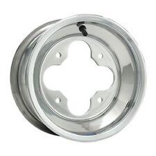 (2) Rims Wheels Front Aluminum Polaris Sport  400L 2X4