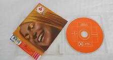 Single CD Vitamin C feat. Lady Saw - Smile 3.Tracks 1999 05/16