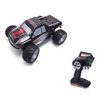 RC Auto Monstertruck Vortex M 1:18 40km/h inkl Akku und Ladegerät schwarz/rot