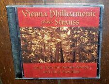 Vienna Philharmonic Plays Strauss (CD, 2008)