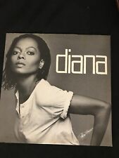 DIANA ROSS: Diana LP (WLP, gatefold cover, small wobc) Soul