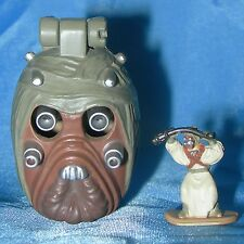 TUSKEN RAIDER Sand People Bantha Star Wars Micro Machines Transforming Mini Head