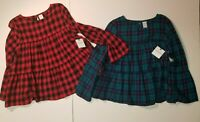 Arizona Girls Tunic *2 PACK* XL 16 NWT MSRP $32 EACH! $64 VALUE! SHIPS FAST!