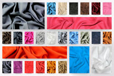 Viscose Medium Solid/Plain Craft Fabrics
