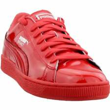 PUMA Men's Patent Leather Red for sale