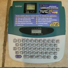 Brother P Touch 1700 Label Thermal Printer Tested And Working