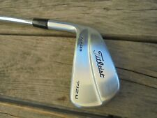 Titleist 712U Forged 2 Driving Iron Utility Golf Club Left Hand Steel D Gold Tou