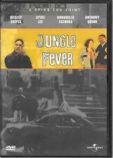 DVD ZONE 2--JUNGLE FEVER--SNIPES/LEE/SCIORRA/QUINN/SPIKE LEE