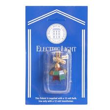 Dolls House Emporium 1/12th scale Coloured  Tiffany  Light 7041