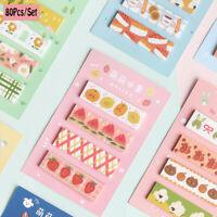 Index  Album Decor Memo Pad  Planner Stickers Cute Fun Series  Paper Sticker