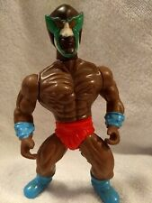 Galaxy Warriors End Of Time Figure Bootleg Sungold Rare Vintage