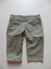 Levi's Capri Knee Shorts kurze Hose, W 28, Vintage Denim Bermuda Jeans, Sommer !