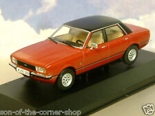 VANGUARDS 1/43 FORD TAUNUS TC2 2.0 GHIA JUPITER ROT RED (LHD/GERMAN) VA11910B