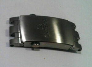 Omega Seamaster Clasp 20MM 1515/816 1617/751 for Screw Version New Auth