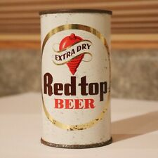 Red Top Extra Dry Beer Flat Top - Keglined