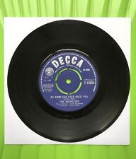 "The Bachelors - No Arms Can Ever Hold You F.12034 7"" single Label Var *3 for 1*"